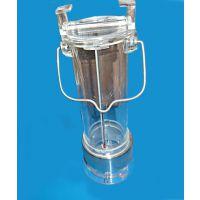 北京精凯达JK-8007有机玻璃采水器 1L水质采样器 污水取样器