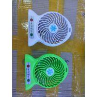 迷你小风扇带充电宝功能、手持式家用小电风扇批发
