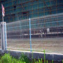 旺来浙江双圈护栏网 草坪栅栏 钢丝围栏