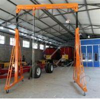 小型移动龙门架(在线咨询)、移动龙门吊、3吨移动龙门吊