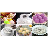 紫薯汤圆机 熊猫汤圆机 七彩汤圆机 双色汤圆机