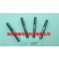 ING硬质合金立铣刀 普通钢、铸铁材料(≤35HRC)的加工