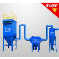 厂家直销 工业锅炉布袋除尘器 导热油锅炉除尘器 蒸汽锅炉除尘器