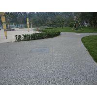 混凝土彩色透水地坪施工价格