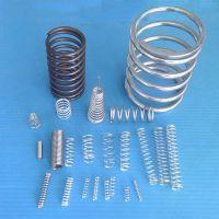 东莞海环弹簧厂家不锈钢圆柱减震压缩弹簧供应4.5*55*70