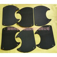 cr海棉垫 保护膜模切机 epdm海棉垫制作厂家