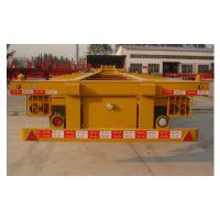 12米集装箱运输平板挂车价格