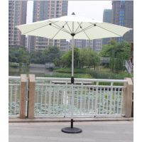 咖啡厅装饰遮阳伞,户外太阳伞,时尚侧边伞