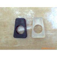 YJ-326-37*25*10mm小塑胶粒 桌子椅子配件 圆管管卡塑胶件