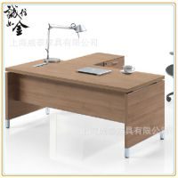 威泰办公家具办公桌单人经理主管桌时尚简约现代老板总裁桌椅2334