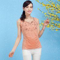 2015夏装新款吊带衫 韩版宽松显瘦吊带背心女打底衫 女式吊带批发