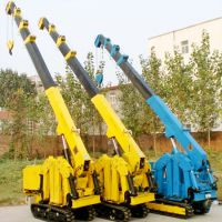 徐州昊意3吨履带吊车 蜘蛛式起重机 小吊机 安全方便