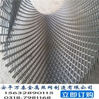 优质防眩网 金属网 脚手架钢板网