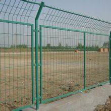Q235双边丝护栏网 铁丝网围栏 景区隔离栅 万泰厂家直销