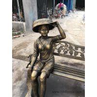 玻璃钢人物雕塑 卖鱼 打鱼主题雕塑 少数民族主题雕塑 雕塑厂家