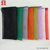 专业定做各种网孔网布袋束口网布袋 透明度高收纳便捷