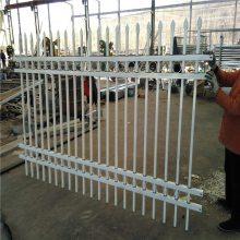 pvc围墙护栏 围墙护栏网 市政锌钢围栏