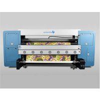 东莞导带式数码印花机匹布数码印花纯棉数码直喷导带印花机