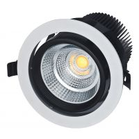 好恒照明COB天花灯 吊顶专用LED天花射灯 商业照明灯具COB天花射灯 筒灯 射灯cob