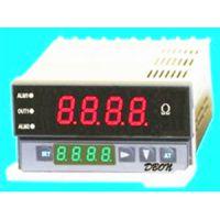 迪比隆XL4-PR100数显欧姆表XL4A-PR上下限报警变送输出4-20mA仪表