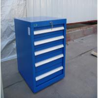 洛阳乾昊厂家直销工具柜-工具车-多功能抽屉式-零件工作台-带挂板厂家