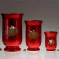 生产常规尺寸各种的玻璃风灯  定制批发