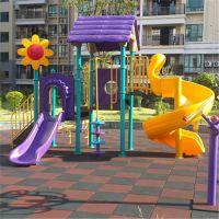 清远柏克潮流防护幼儿园户外滑梯 儿童室内外滑梯 颜色可选
