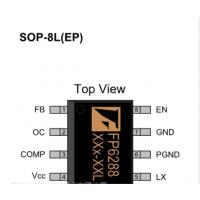 FP6288 FP6288XR-G1 远翔蓝牙音箱升压IC 低电压没噪音