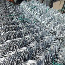 护坡铁丝网 山体防护网 包塑勾花网