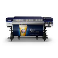 供应Epson SureColor S60680弱溶剂打印机户外写真机