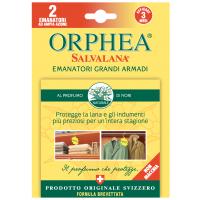 ORPHEA/奥菲雅天然清香衣物防蛀挂式香片 收纳柜衣柜家纺防蛀 瑞士进口 替代樟脑丸