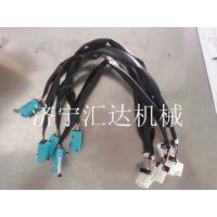 陕西挖掘机配件 小松液压锁开关 PC300-7零配件 15650230911