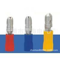 预绝缘子弹型1平方红色冷压接线端子 公母接线端头MPD 1.25 - 156