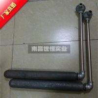 供应铸铁保护套热电偶探温针50*450整套装