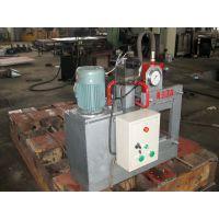 国森机械制造重组竹压机锁具铁销弯曲修直机