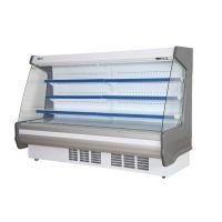 供应斯科曼风幕柜 风幕柜价格 超市风幕柜 饮料展示柜冷藏柜(SLG-2500F)
