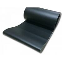 喷码机输送带 PVC黑色哑光输送带