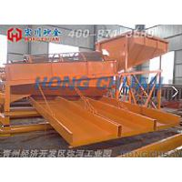 供应宏川HCTLG-60淘金设备,新型砂金机械