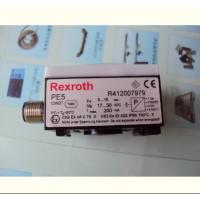 PE5力士乐压力传感器R412007979