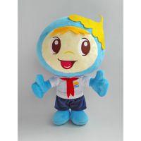 东莞实力工厂订制公仔毛绒玩具来图定制订做承接吉祥物定制定做