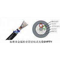 海光HG-GYFTY 标准非金属松套管层绞式 市内架空敷设/楼宇垂直布线 单模/多模室外光缆