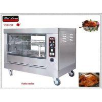 唯利安YXD-268旋转式电烤炉 烤地瓜机 烤鸡炉 烤红薯机 烤鸭炉