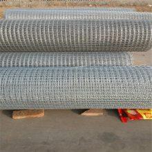 钢丝轧花网 热镀锌钢丝 不锈钢编织网