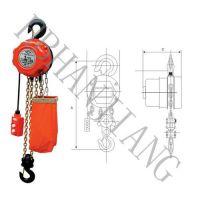 悍将起重(图)、爬架环链电动葫芦、电动葫芦