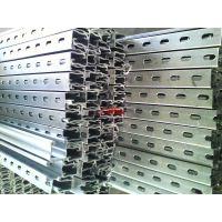 陕西太阳能支架厂家 65μ镀锌型钢天津众信