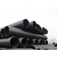 厂家直销HDPE双壁波纹管/排污管/质量保证