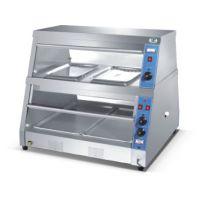 HW-4P 汉堡陈列保温柜陈列保温柜陈列柜保温展示柜热酥柜