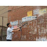 山东13匹燃油型城市小广告清洗机价格