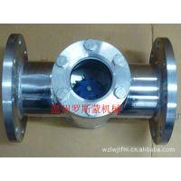 直通式水流视镜 SG-YL41-130流量视镜、流动指示器、滥流器