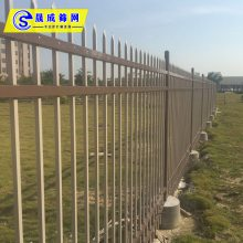佛山锌钢围栏厂家 学校围墙护栏 锌钢栅栏 包运费